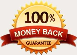 Money back guarantee.