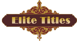 Elite Titles - logo.