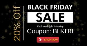 Elite Titles 20% Off Black Friday sale