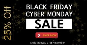 25% off your Elite Title this Black Friday weekend