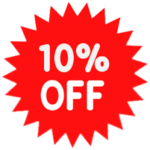 10% off all Titles until 8am June 25th, 2018