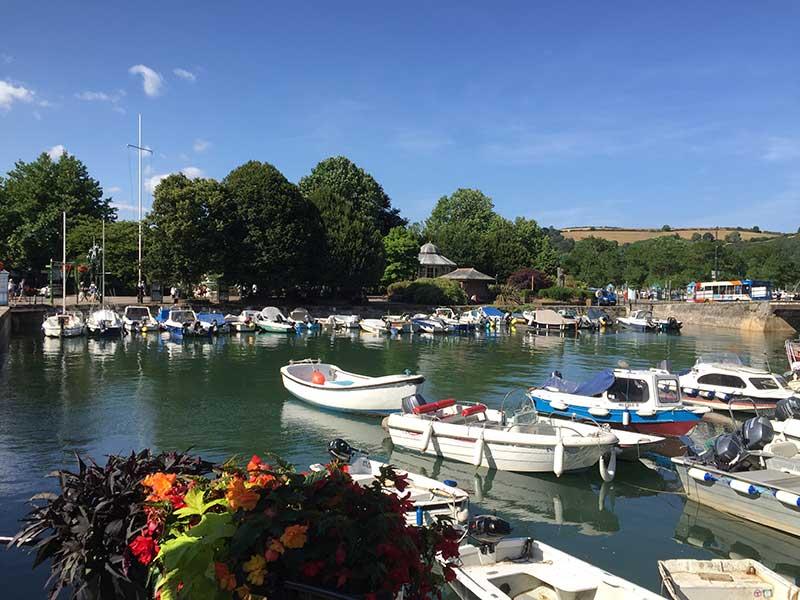 Dartmouth Boat Bloat