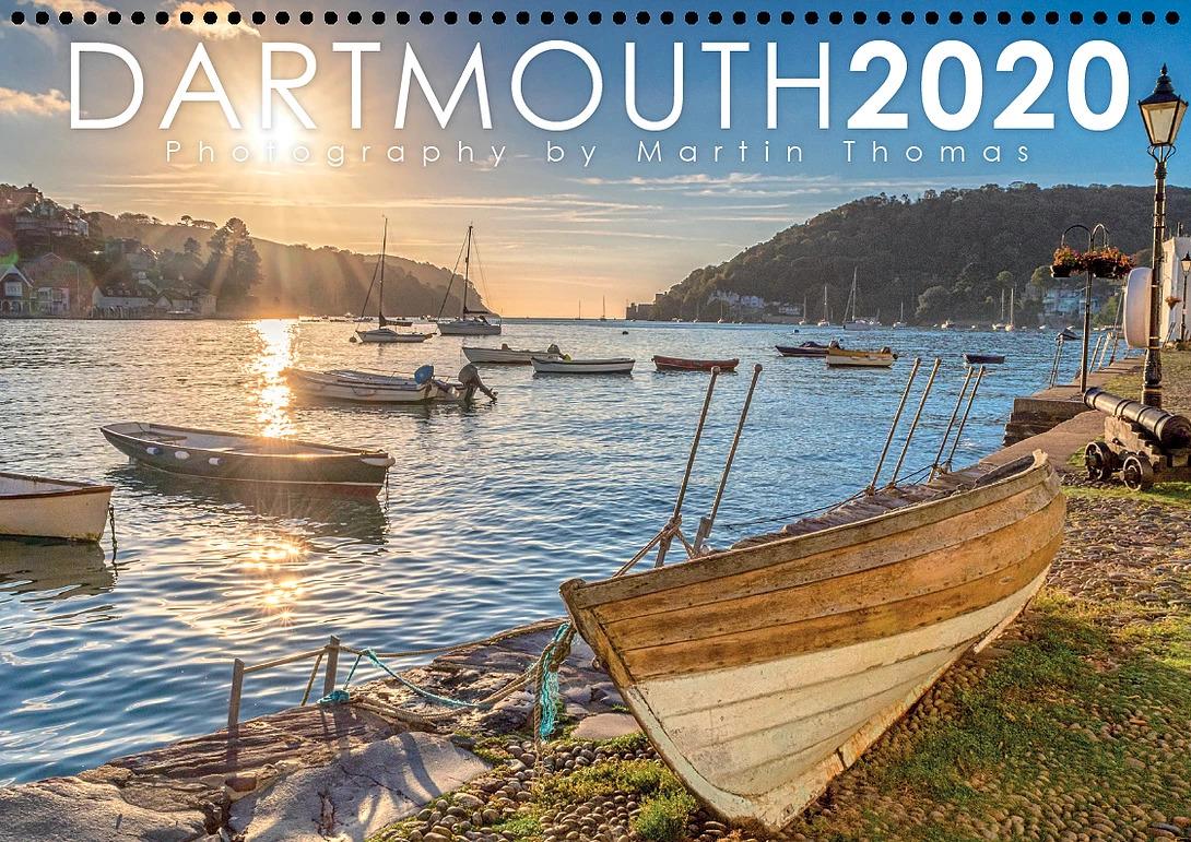 Dartmouth Calendar 2020 by Martin Thomas
