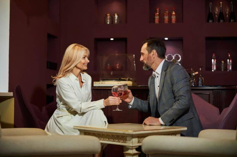 luxury hotel stay