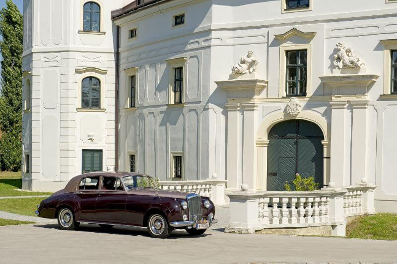 Bentley and Bollinger are two brands that are proud holders of Royal Warrants