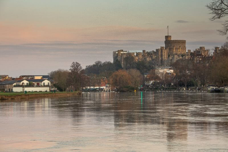 Windsor Castle and a look at Britain's Grace-and-Favour Homes